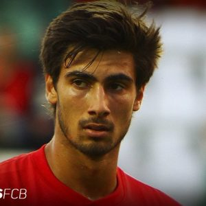 Andre Gomes FCB